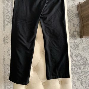 Used Figs Straight Scrub Pants Black XS/P